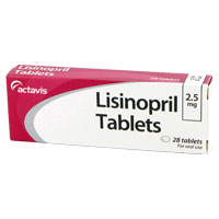 Lisinopril side effects